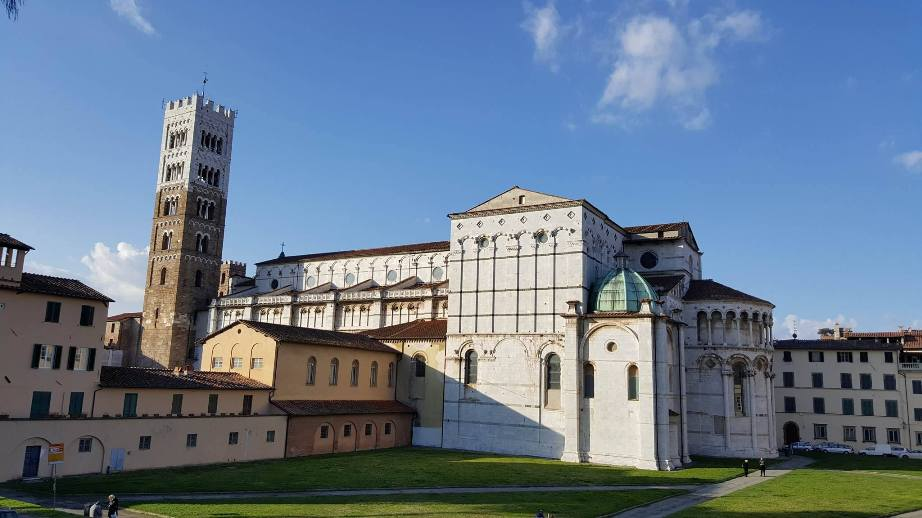 tuscany lucca