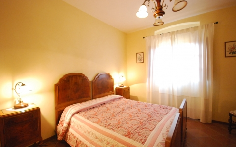 Holiday apartment with pool SAN JACOPO 1