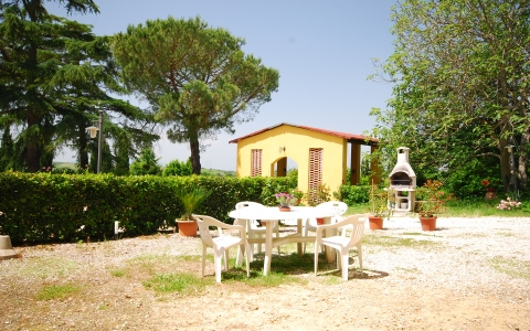 Holiday flat with pool in Vinci COLONNA 6/7