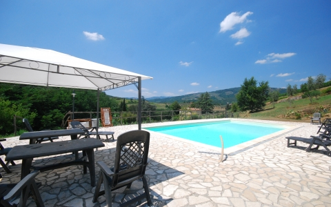 Holiday villa with pool VILLA SALI