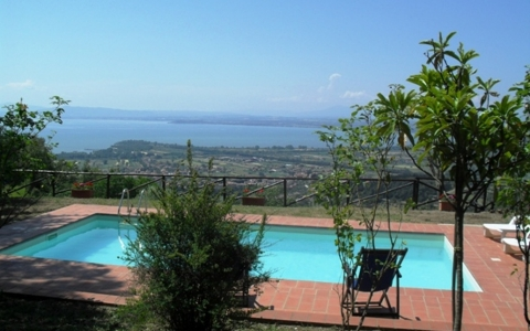 Holiday villa with pool VILLA VITTORIA