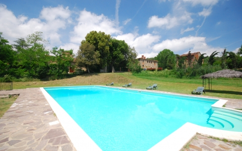 Holiday villa with pool PODERE NOVA