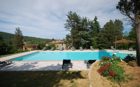 Holiday villa with pool PODERE VANNI