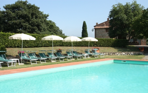 Holiday villa with pool VILLA CHIERI