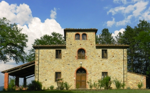 Luxury villa with pool in Tuscany VILLA ARTISTA