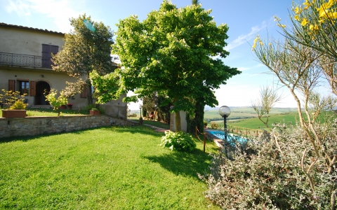 Holiday apartment in Valdorcia BIANCOSPINO