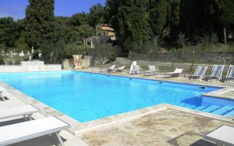 Holiday apartment with pool BOSCAIOLO