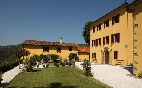 Holiday villa with pool Villa Ceri