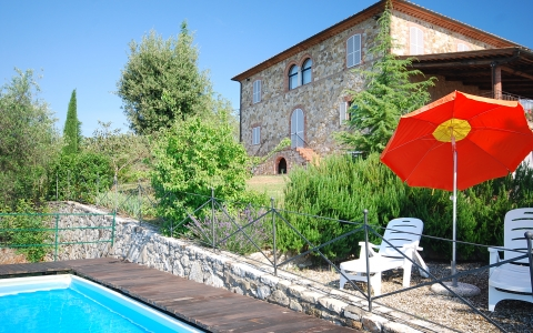 Holiday villa with pool VILLA CLAUDIA