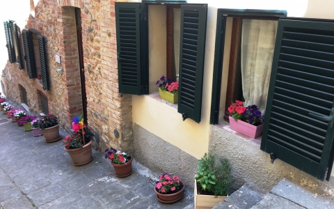 Holiday apartment VICOLO DELLE ROSE