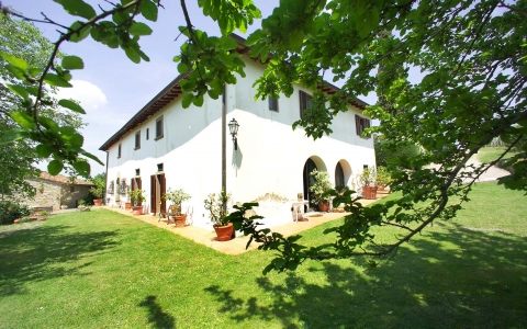 Holiday villa with private pool VILLA TREBBIO