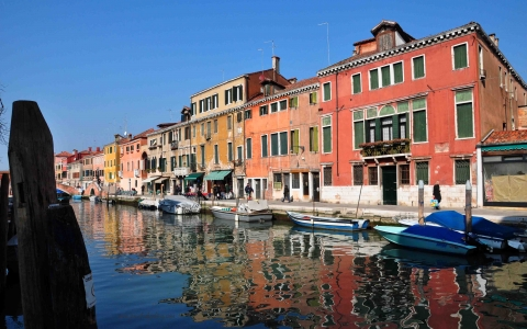 Holiday apartment in Venice GULLIA