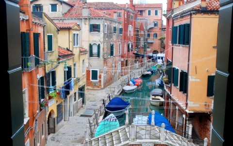 Holiday apartment in Venice GIOCCHI