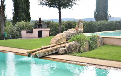 tuscany holiday villa vigna grosseto maremma private pool groups family trip