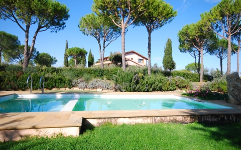 Private holiday villa with pool VILLA VIGNA