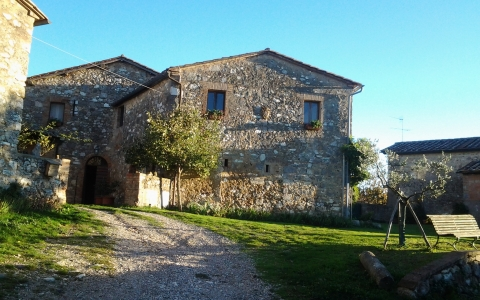 Holiday flat in Tuscany CITERNO