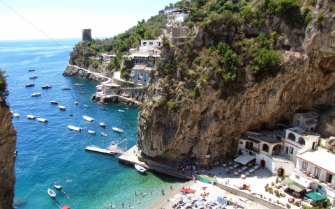 Holiday rental Amalfi Coast CASA AMALFI