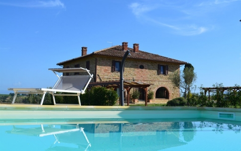 Holiday villa with private pool VILLA CHIARA