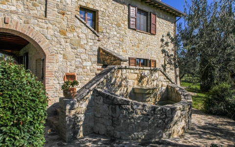 umbria holiday villa with pool roseto