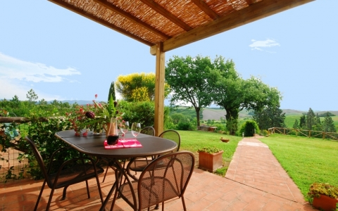Holiday house in Tuscany CASA MARGHERITA