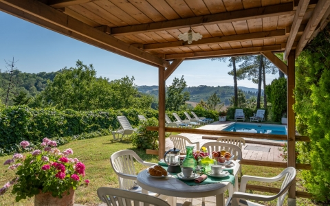 Holiday villa with private pool in Tuscany - Villa Loriana