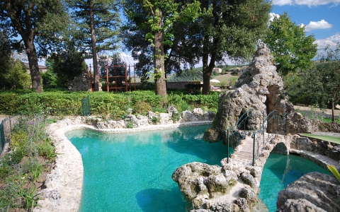Holiday apartment with pool ALVISE