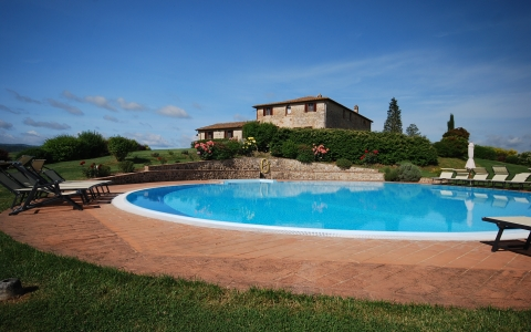 Holiday apartment with pool ARCHETTI