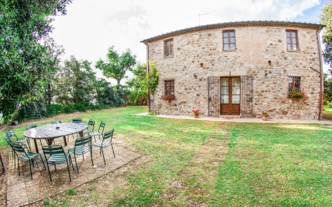 Holiday villa with pool ORIZZONTE