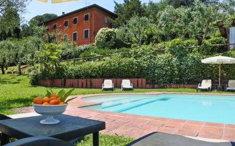 Holiday villa with pool CASTORE-POLLUCE