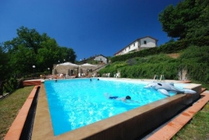 Holiday apartment with pool LAGO 7