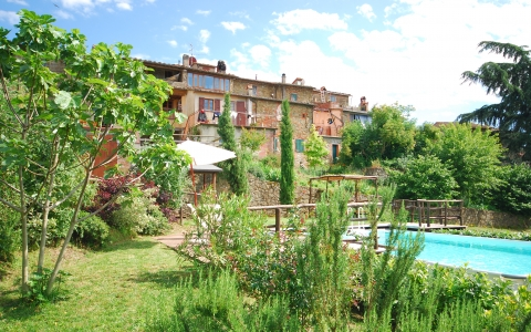 Holiday apartment with pool CASA SOLATA