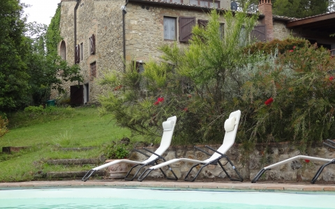 Holiday villa with pool VILLA LAURA