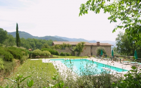 Holiday villa with pool PODERE SCHIGNANO