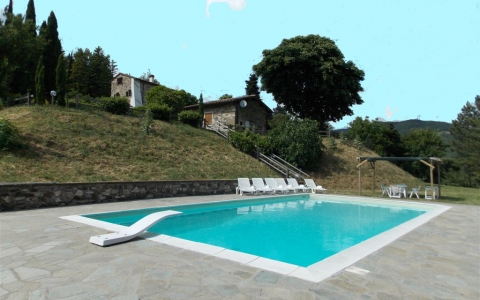 Holiday villa with pool VILLA MARIA
