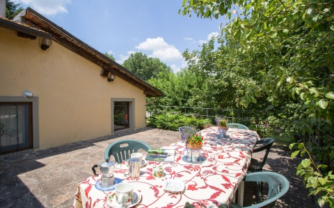 Holiday villa with pool VILLA PIOPPI